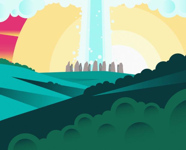 Fuinneamh 2019 graphic illustration