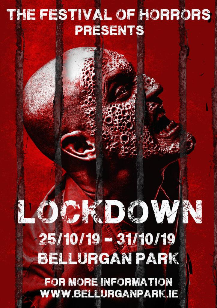 """The Festival of Horrors """"Lockdown"""""""